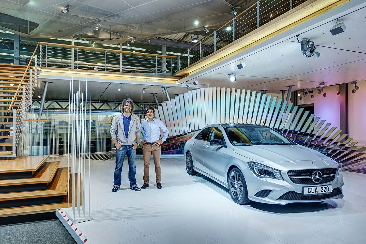 mercedes-benz kundencenter rastatt - showroom 360 referenz für